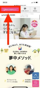 グローバルクラウン登録