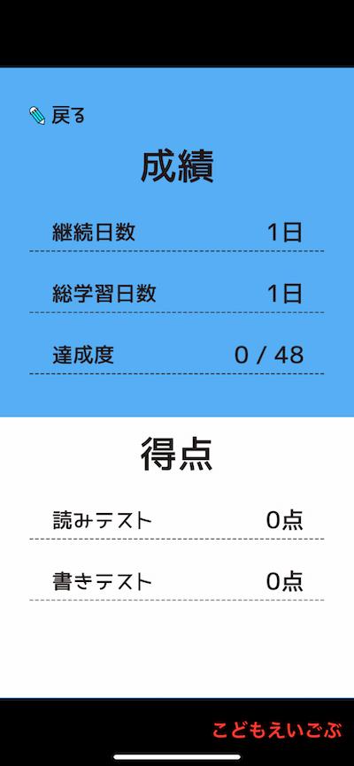 英検5級対策アプリ